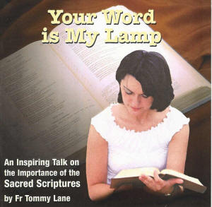 Your Word is My Lamp