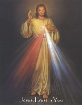 Divine Mercy Image, from rayofmercy.org
