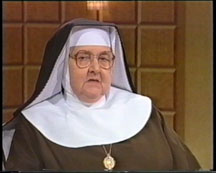 Mother Angelica of EWTN