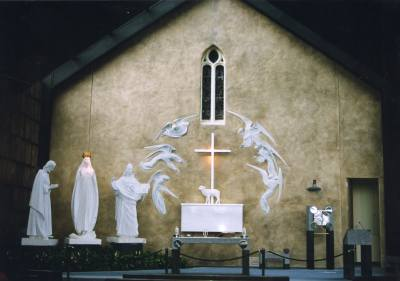 homily sermon, 2nd Second Sunday Year A,Jesus the Lamb of ...
